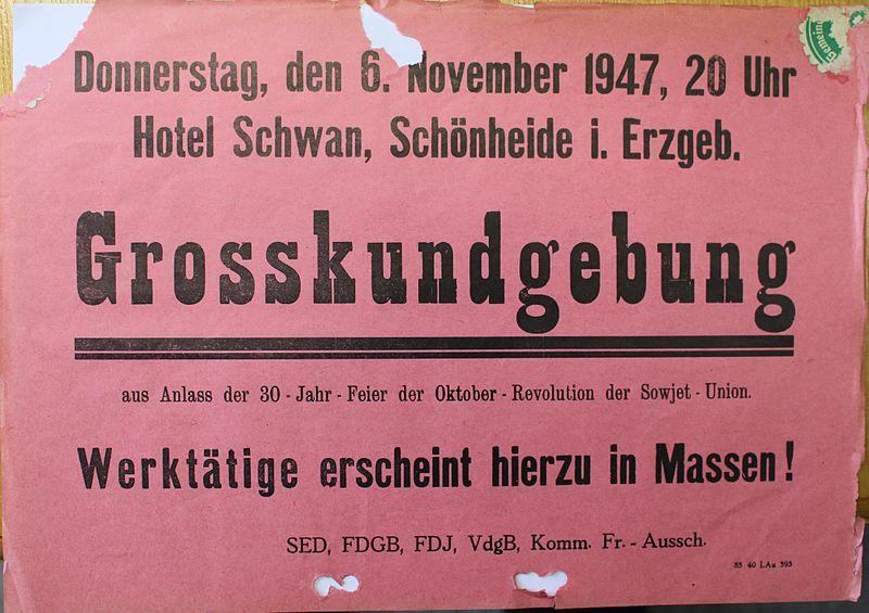 File:Flugblatt 1947 Schönheide.jpg