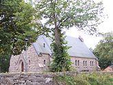 Fil:Flymens kyrka from northeast.jpg