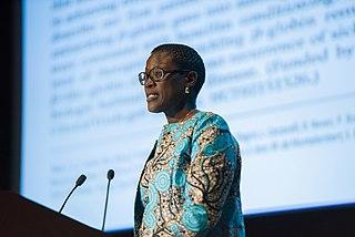 Julie Makani Tanzanian medical researcher