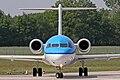Fokker F70 (KLM cityhopper) (7250206300).jpg
