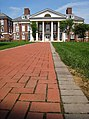 Follow the bricks over to Dupont Hall on the University of Delaware campus. (2556781061).jpg