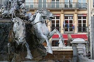Fontaine Bartholdi - Image: Fontaine Bartholdi 3