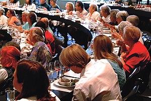 Copia (museum) - Wine pairing seminar, 2006