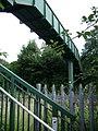 Footbridge between Budbrooke industrial estate and Warwick Common - geograph.org.uk - 1403562.jpg