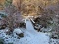 Footbridge over Strontian River - geograph.org.uk - 1065803.jpg