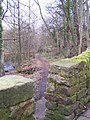 Footpath by the River Don, near Middlewood Tavern, Oughtibridge - geograph.org.uk - 1072060.jpg