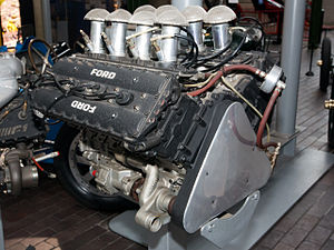 9 Days in Summer - The Cosworth DFV became F1's most successful engine
