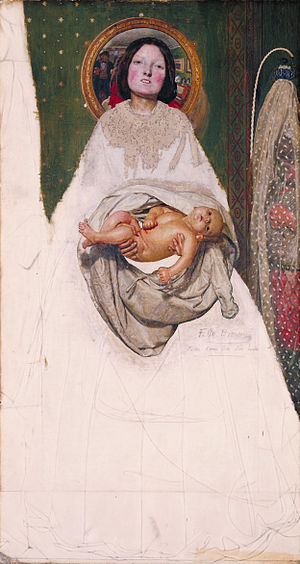 Take your Son, Sir! - Image: Ford Madox Brown `Take your Son, Sir' Google Art Project
