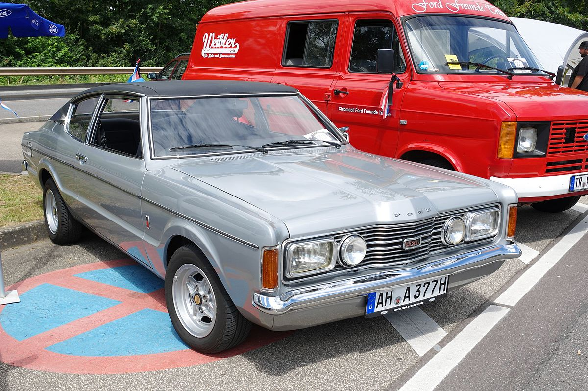 Ford taunus wikip dia for A m motors