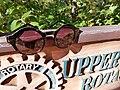Forgotten sunglasses (30826567496).jpg