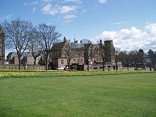 Hospital in Scotland