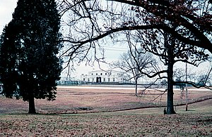 Hardin County, Kentucky - The U.S. Gold Bullion Depository at Fort Knox.