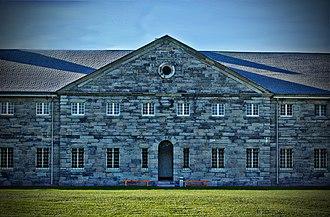 Île aux Noix - Image: Fort Lennox, Québec, Canada