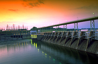 Fort Loudoun Dam - Fort Loudoun Dam