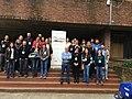 Foto grupal del primer Taller de Tafonomía Actualista de América del Sur.jpg
