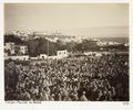Fotografi av Tanger. Marché au bétail - Hallwylska museet - 104959.tif