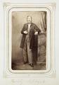 Fotografiporträtt på Bernhard Schlegel, 1860-tal - Hallwylska museet - 107803.tif