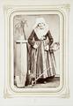 Fotografiporträtt på Mor Bengta anställd på Dybecks gård, 1860-tal - Hallwylska museet - 107793.tif