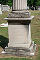 Foundry AME Church mass grave - detail - Glenwood Cemetery - 2014-09-14.jpg
