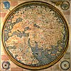 The Fra Mauro map