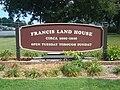 FrancisLandHouseSign.jpg