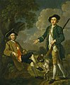 Francis Hayman (1708-1776) - Two East Anglian Gentlemen with a Pointer - 446675 - National Trust.jpg
