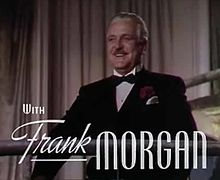 Frank Morgan al trailer de Sweethearts (1938)