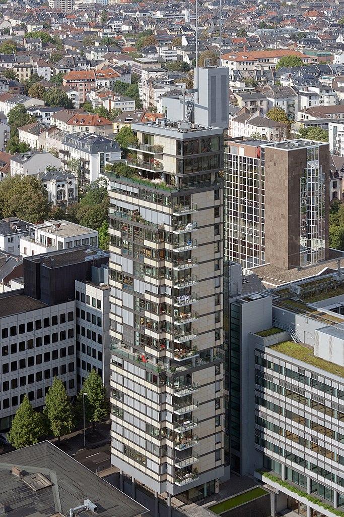 file frankfurt am main skylight wohnturm ansicht vom. Black Bedroom Furniture Sets. Home Design Ideas