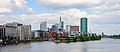 Frankfurt skyline with river Main - Germany - April 20th 2014 - 02.jpg