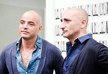 Maurizio Modica e Pierfrancesco Gigliotti nel 2010