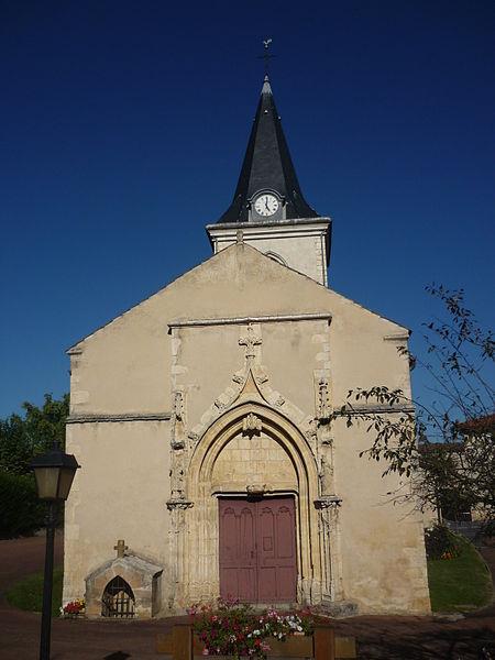 Église Saint-Étienne de Frans