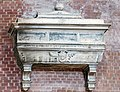 Frari (Venice) nave right - Monument to Jacopo Barbaro.jpg