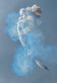 Frecce Tricolori NL Air Force Days (9288702071).jpg