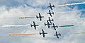 Frecce Tricolori NL Air Force Days (9291483808).jpg