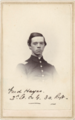 Frederick Hayes Civil War Union Officer from 30th Maine.png