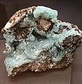 Freiberg, Terra mineralia, Smithsonit.JPG