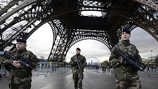 ISIL-related terror attacks in France