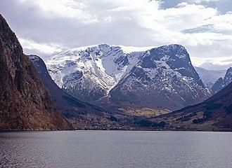Fresvik - View of Fresvik