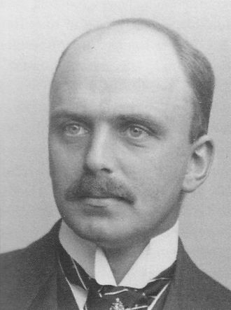 Friedrich Traun - Traun in 1907