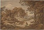 Friedrich Preller d.Ä. - Italienische Landschaft mit Hirten (ca.1831).jpg