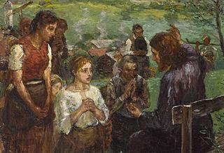 Oral gospel traditions