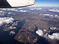From the sky , 水島港上空から - panoramio.jpg