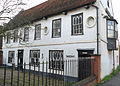 Front of Bridge House,The Moorings - River Lodge - Middleborough Colchester Essex UK.jpg