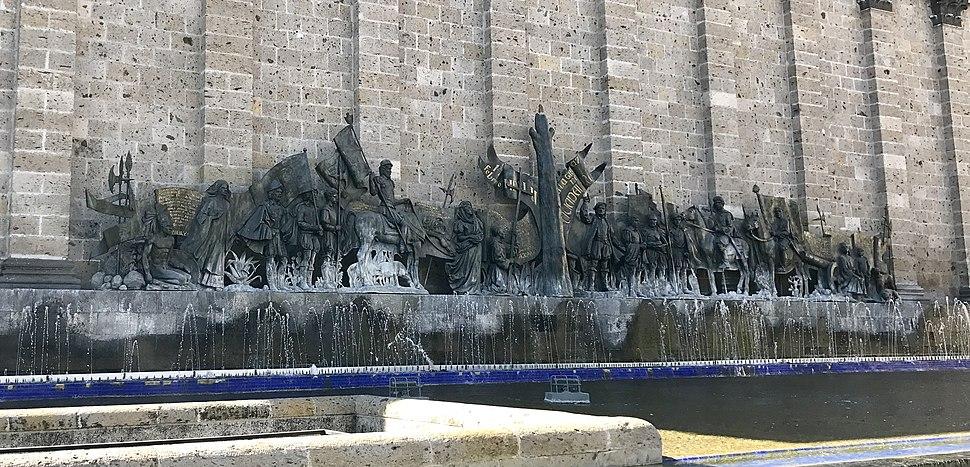 Fuente de los Fundadores (Guadalajara)