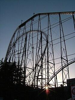 Fujiyama Roller Coaster Wikipedia