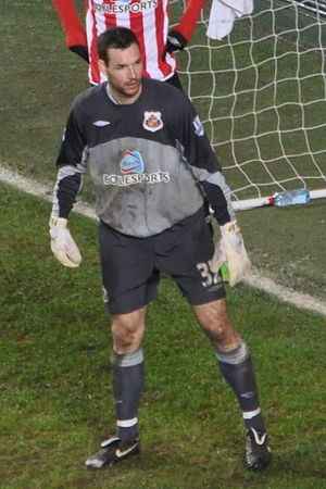 Márton Fülöp - Fülöp playing for Sunderland in 2010
