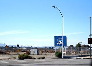 Avaya Stadium - Stadium site before construction.