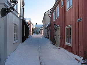 Gävle - Old town (Gamla stan)