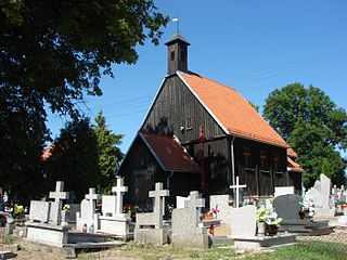 Górale, Kuyavian-Pomeranian Voivodeship Village in Kuyavian-Pomeranian Voivodeship, Poland