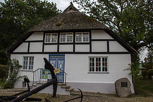 Göhren, Rügen - The local history museum in Göhren